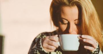 ดื่มกาแฟช่วยให้ผิวสวย 1